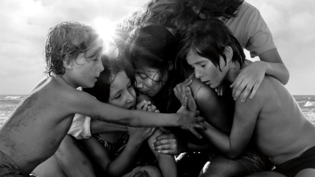 'Roma' Is Now the Oscar Favorite
