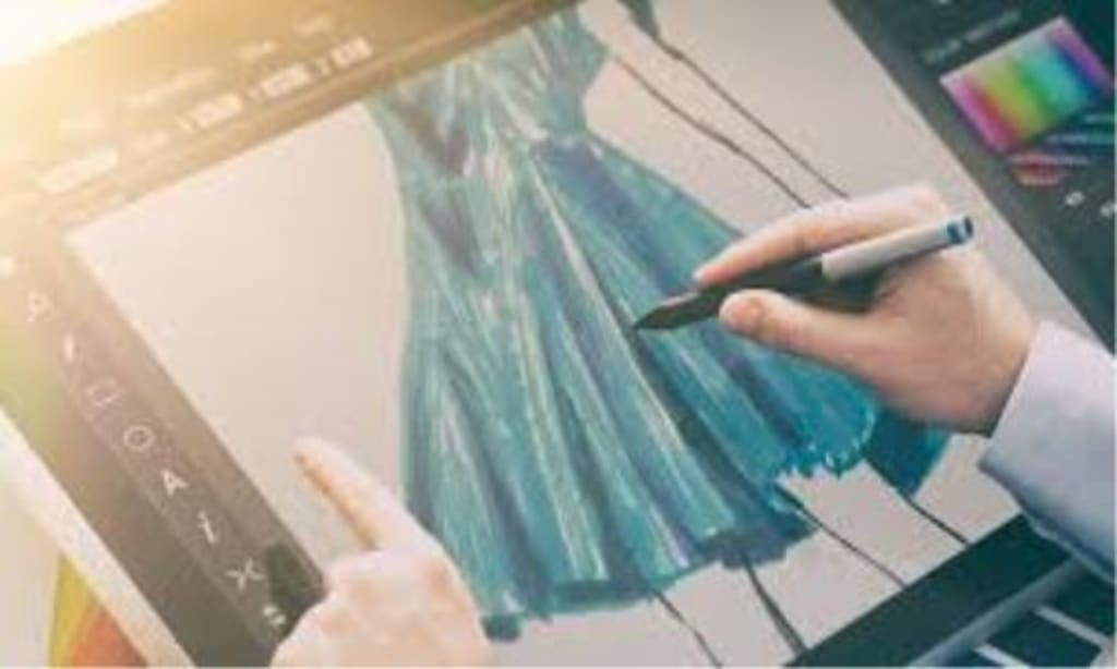 7 Modern Technologies Used In Fashion Design