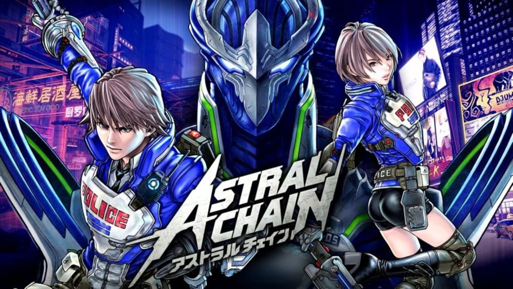 'Astral Chain'