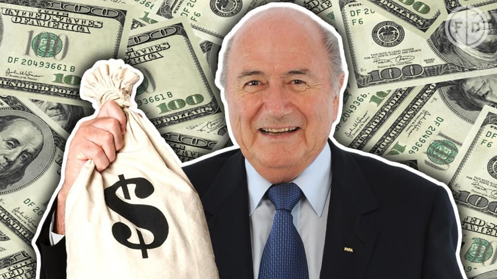 The History of FIFA Corruption