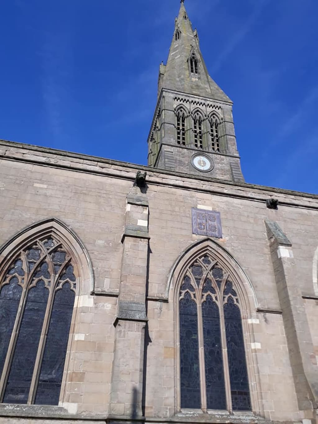 A Brief History of Leicester Cathedral