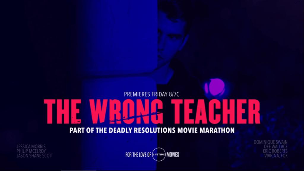 Lifetime Review: 'The Wrong Teacher'