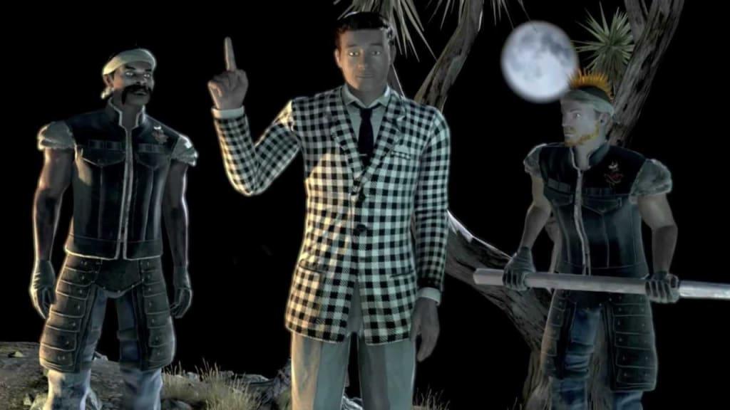 Crimson's 'Fallout New Vegas' Review