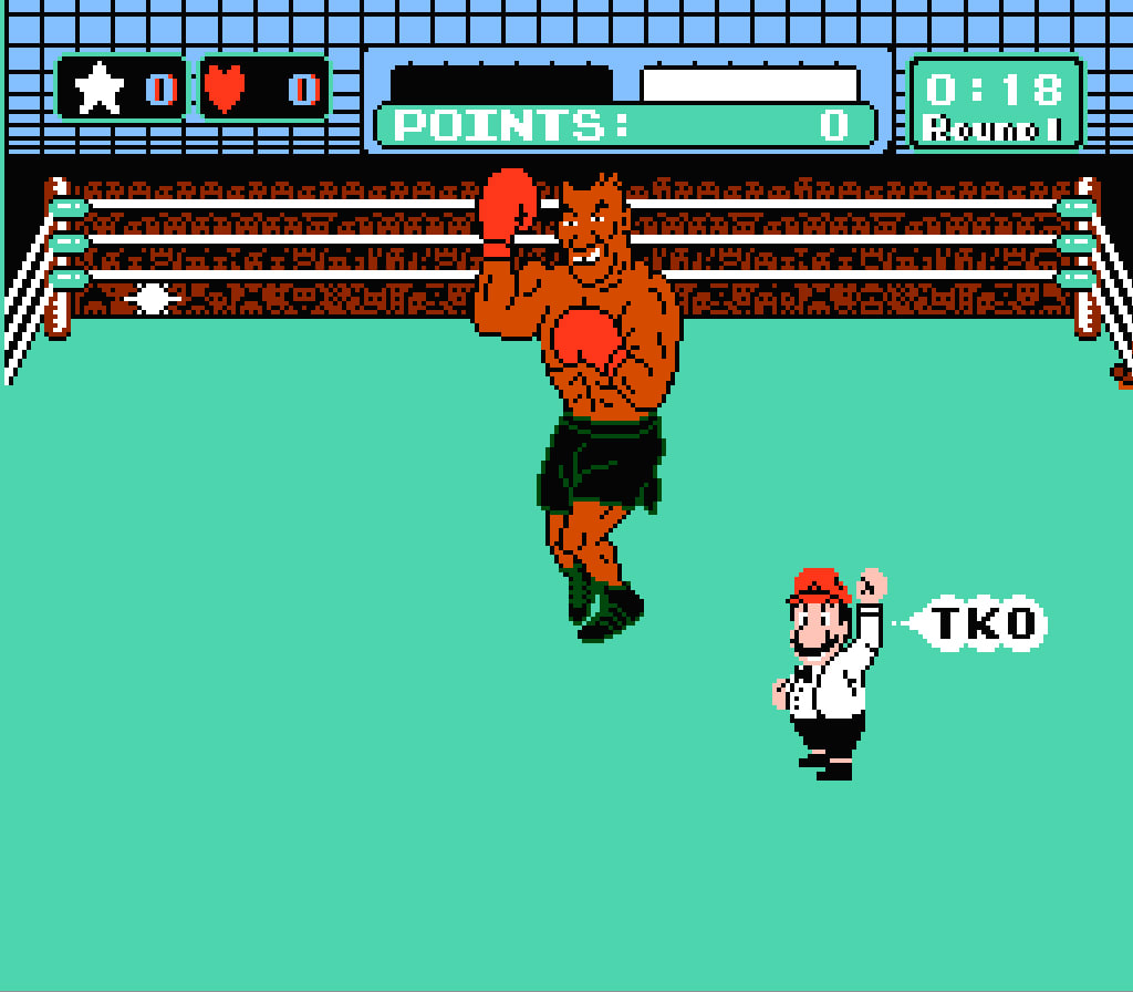Mike Tyson's 'Punch-Out'!