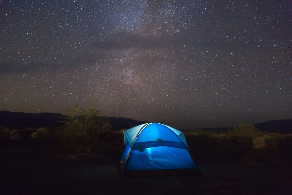 The Best Place to Camp in Each of the 50 States