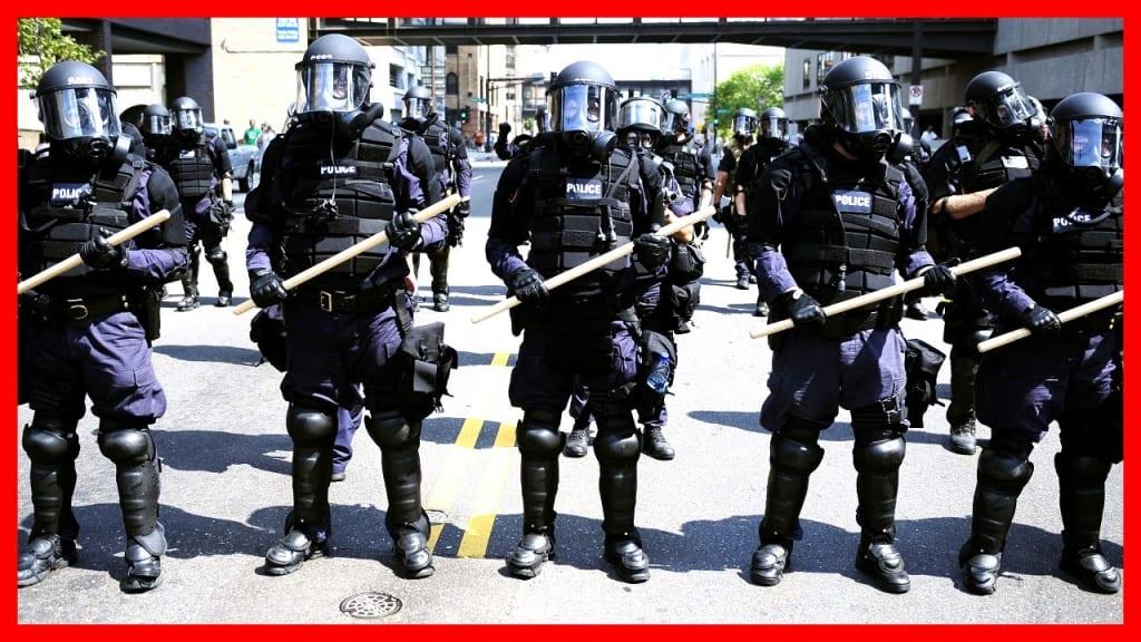 No Cops, No KKK!