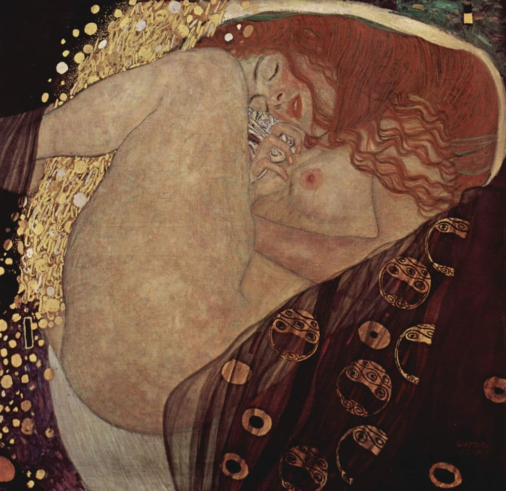 How Was the Language of Eroticism Applied to Creativity?