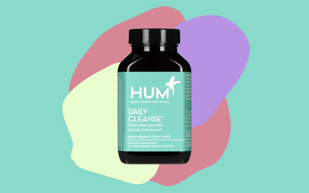 I Tried HUM's Daily Cleanse Supplement & Here's What Happened