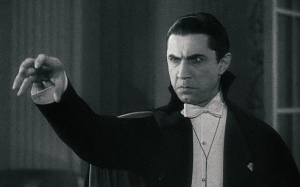 Hollywood Halloween Hijinks - Count Dracula As An Extraterrestrial?