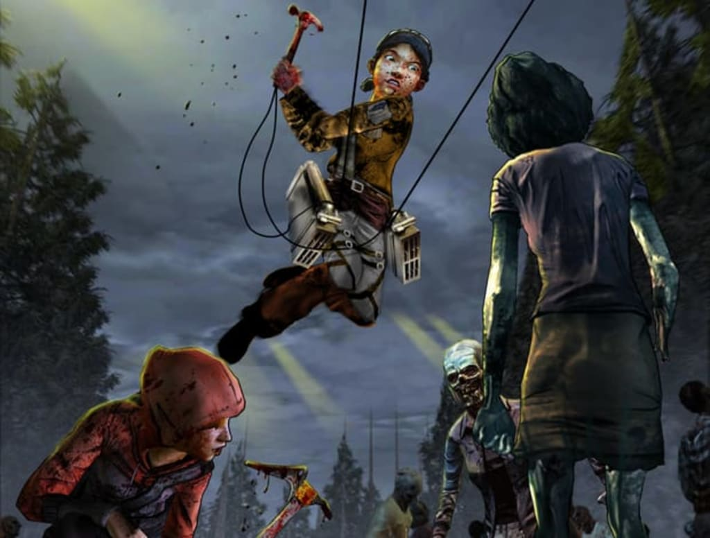 Clementine Is Back in Season 3 of Telltale's the Walking Dead and She's Getting Older