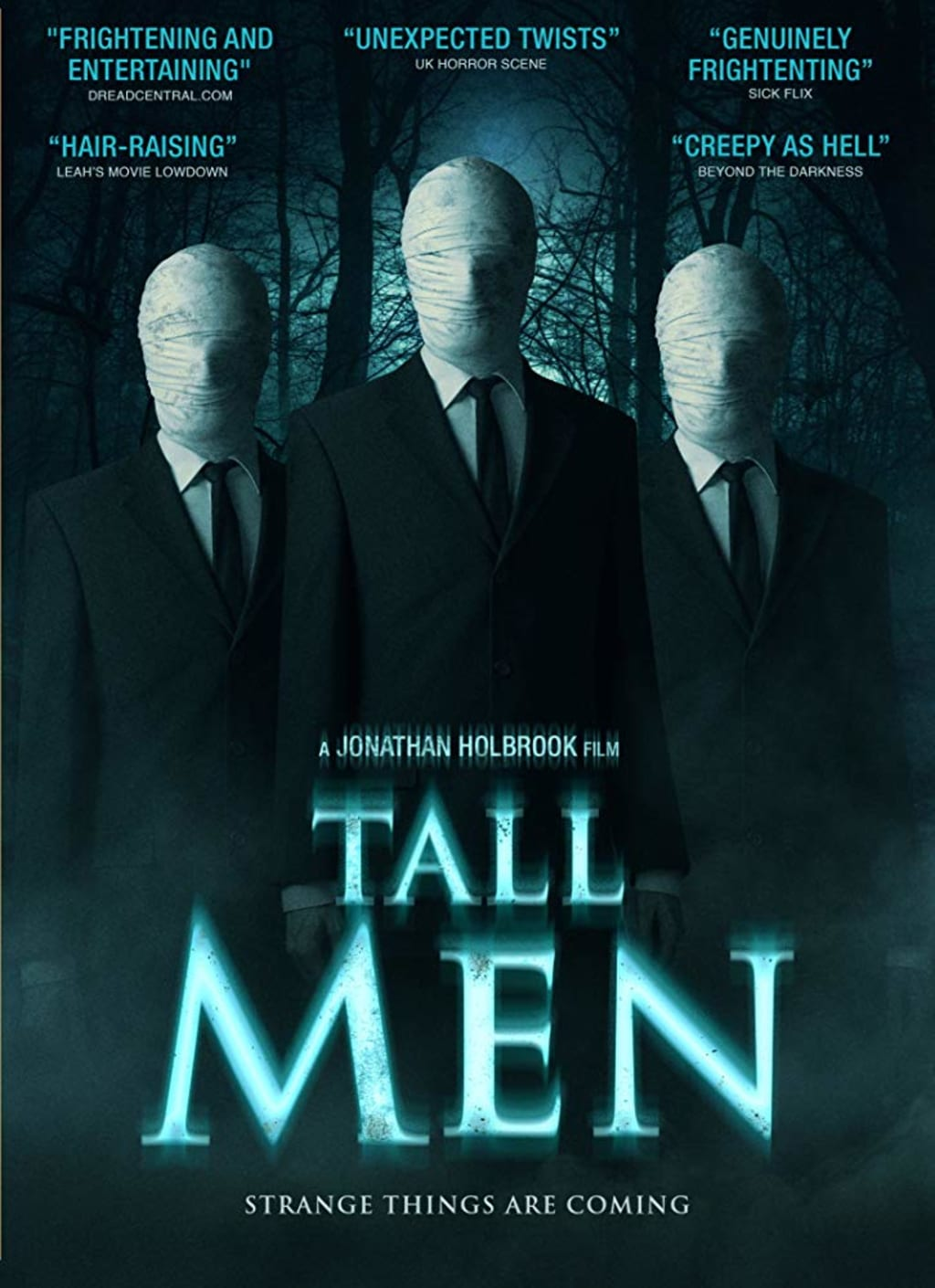 Reed Alexander's Horror Review of 'Tall Men' (2016)