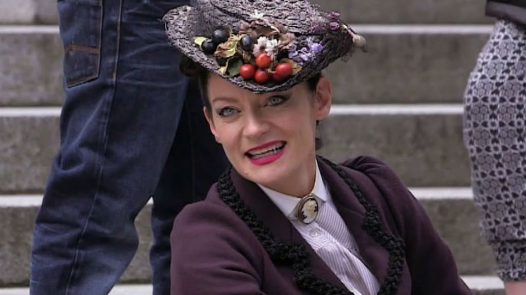 Michelle Gomez Hints That Missy Could Be Returning to 'Doctor Who'