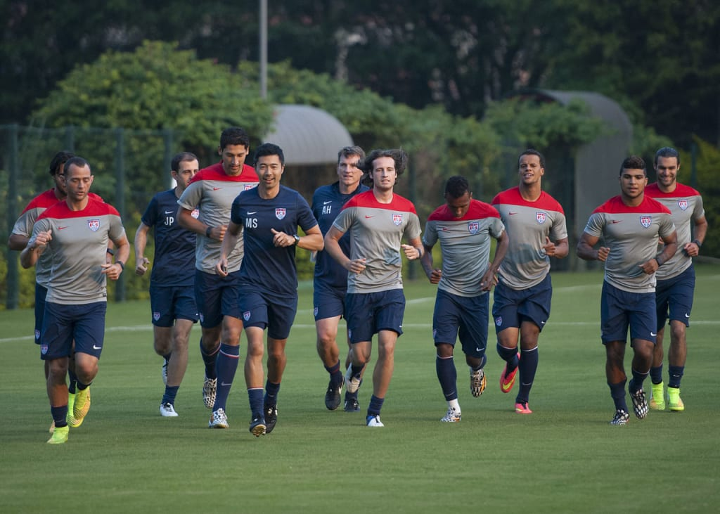 The USMNT Won't Be in the 2018 World Cup
