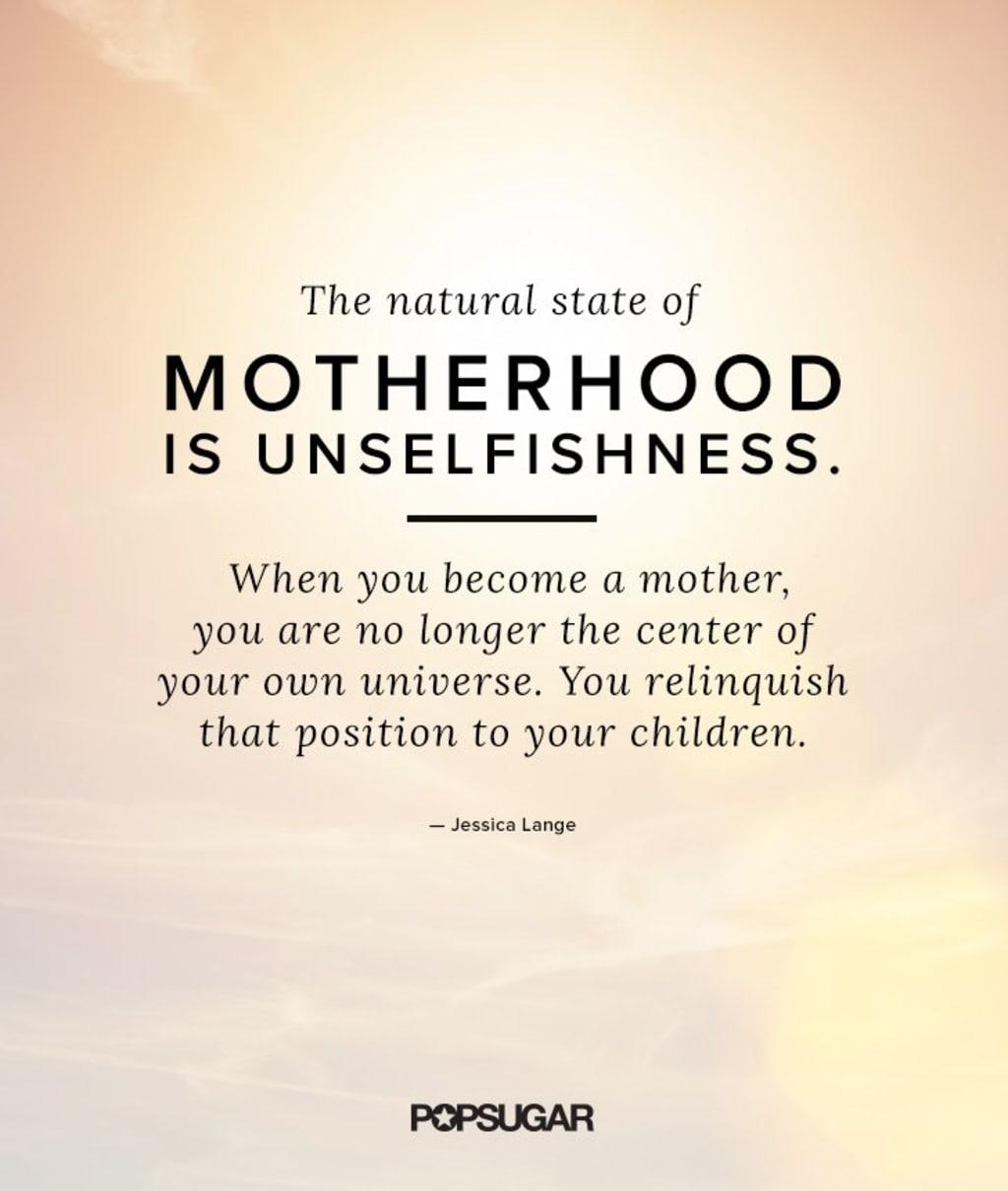 A Journey Through Motherhood