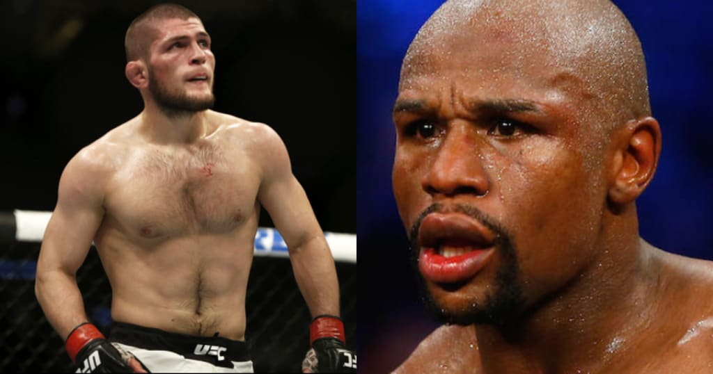 '27-0 vs 50-0.' Khabib Calls out Mayweather! But Why...?