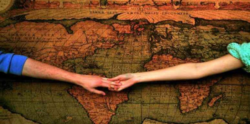 My First Long Distance Relationship