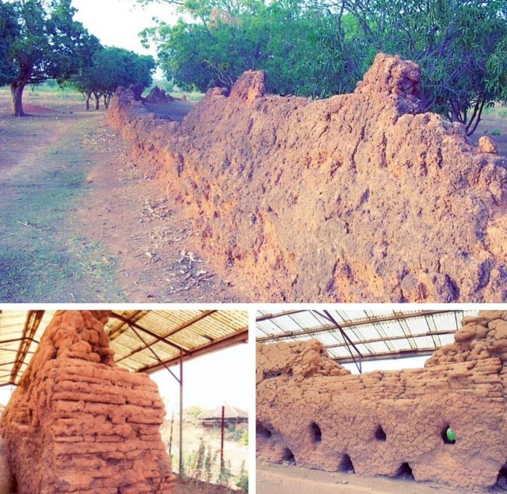 The Incredible Slave Trade Defense Wall of Gwollu, Ghana