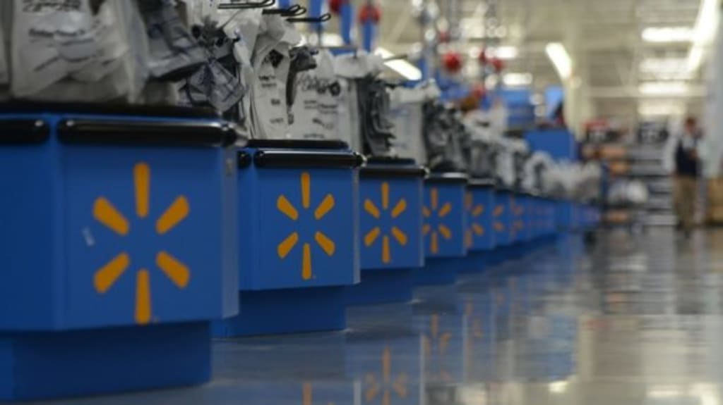 The Life of a Walmart Employee