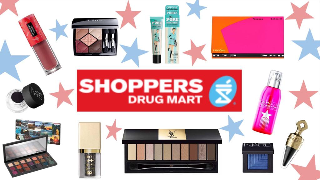 11 Luxury MU Brands at Shoppers Drug Mart