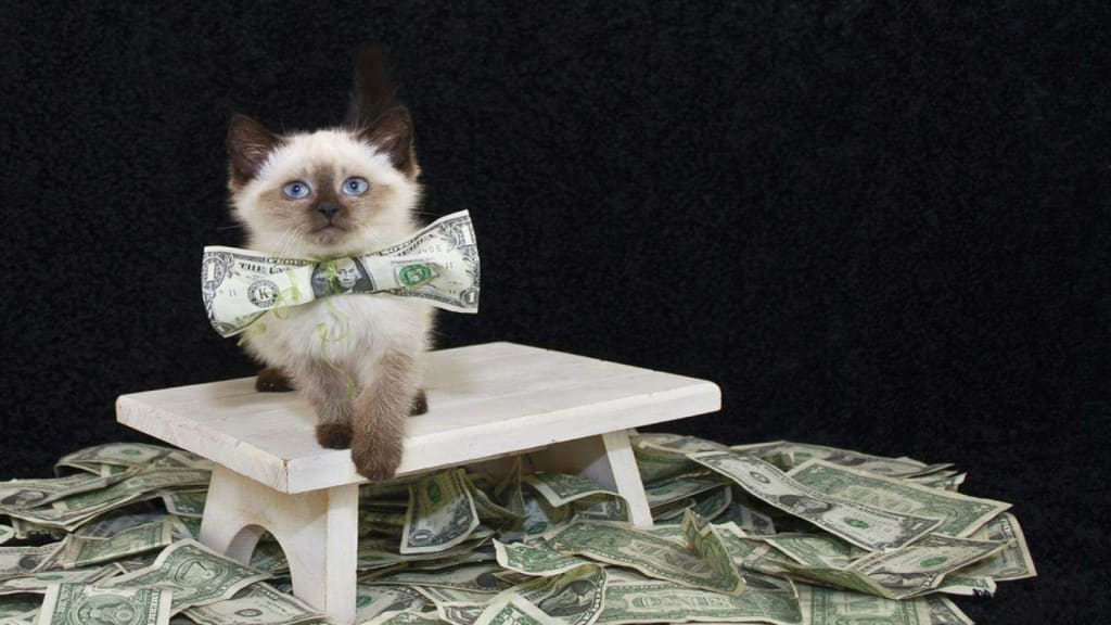 10 of the Richest Pets in World's History