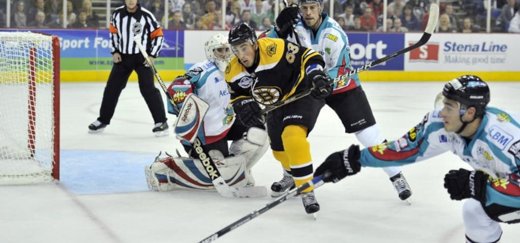 When the Bruins Came to Belfast