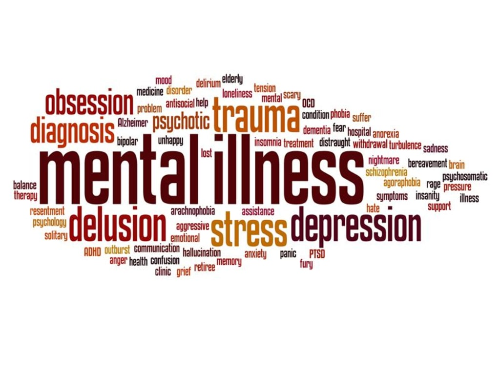 The Business of Being Mentally Ill