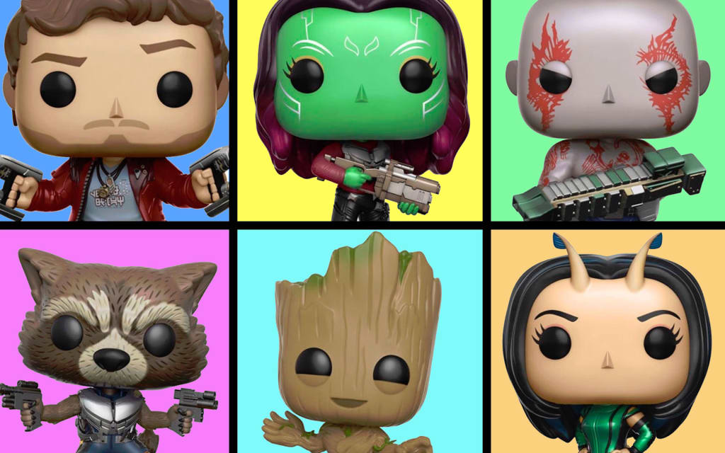 Best 'Guardians of the Galaxy Vol. 2' Funko Pop! Figures