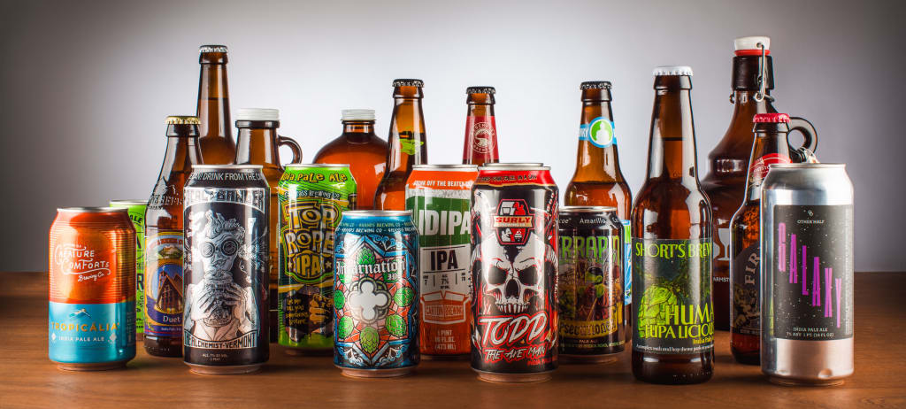 Best IPA Beer Brands