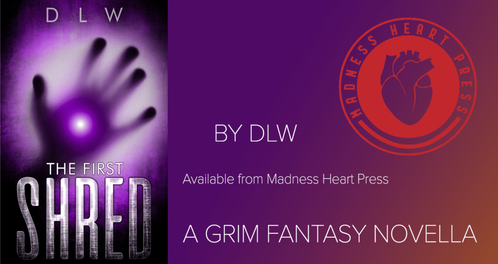 Reed Alexander's Horror Review of 'The First Shred' Madness Heart Press (2019)