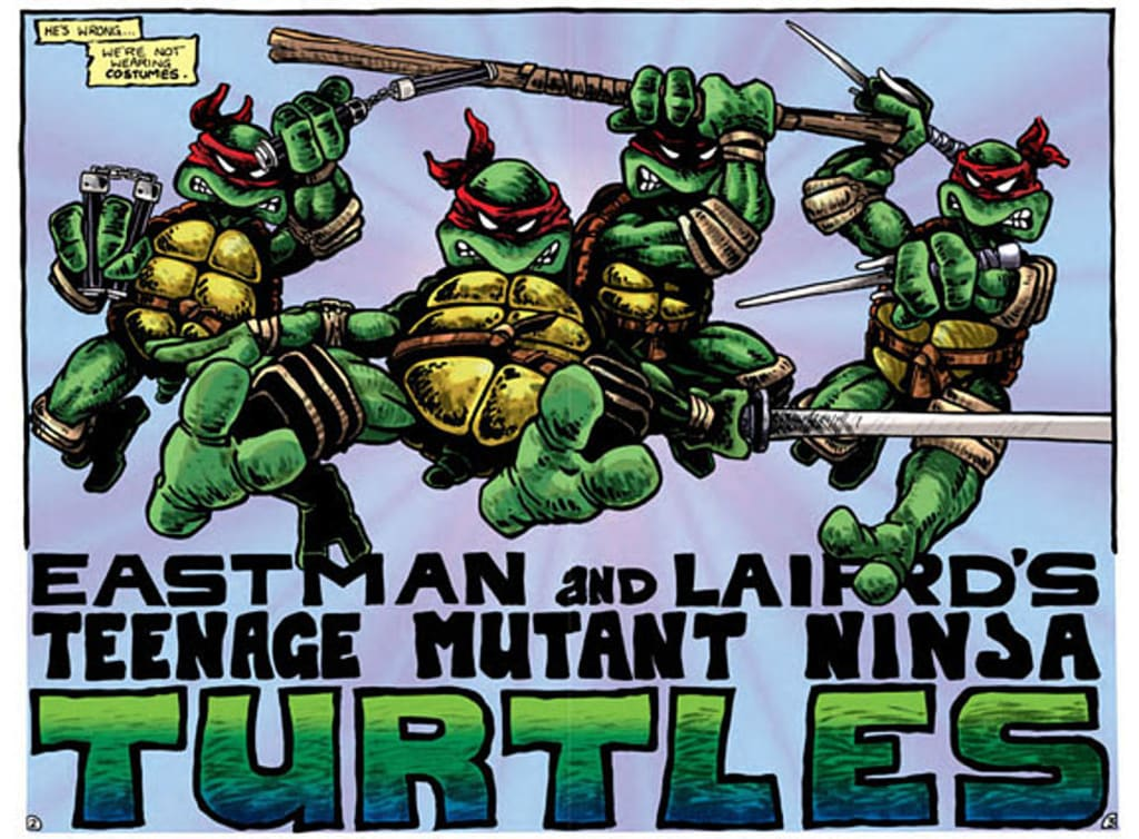 What the TMNT Reboot Should Be