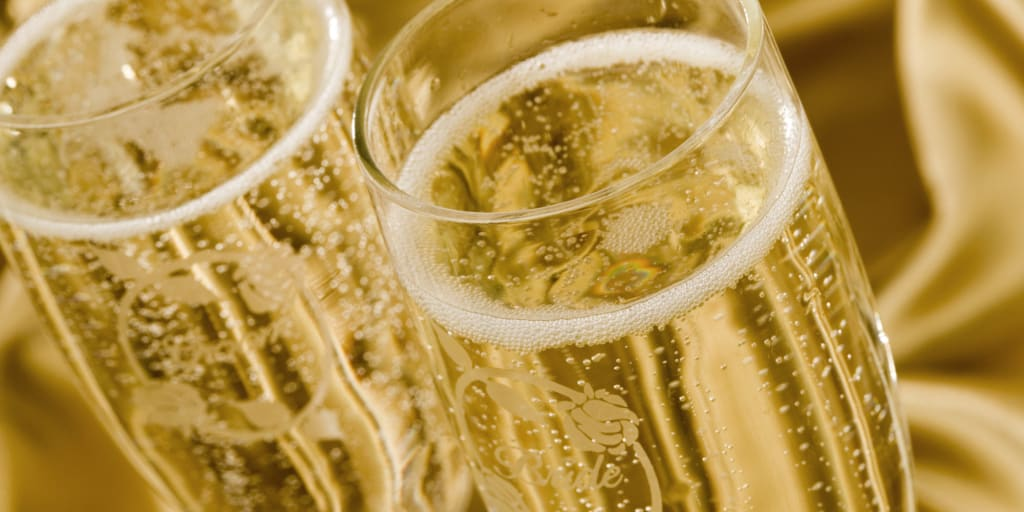 Health Benefits of Champagne