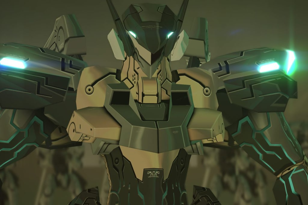 A 'Zone of the Enders' Remaster Is Coming to PlayStation 4 With VR Support