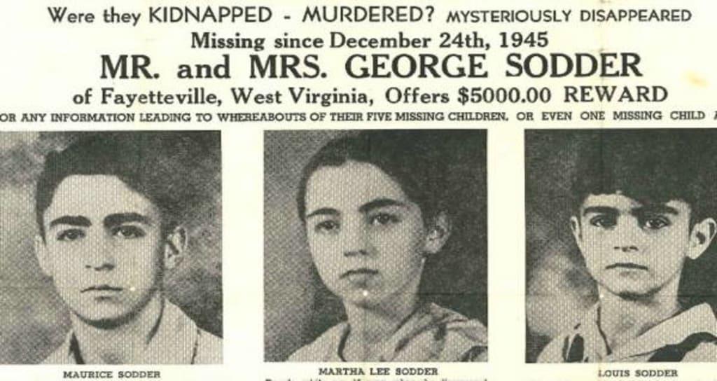The 5 Missing Sodder Kids