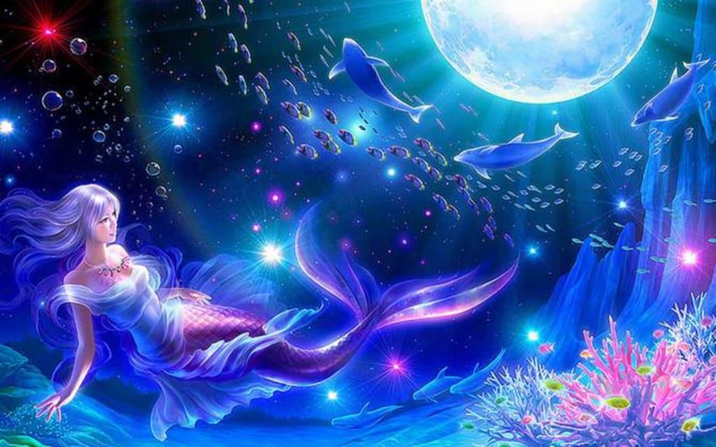 The Magical Mermaid