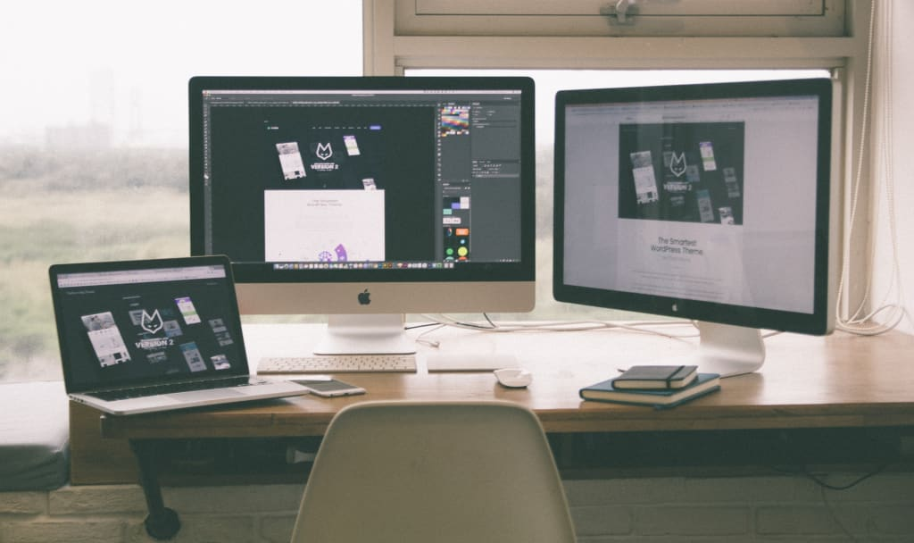 What To Know About Creating A Business Website If You're Not A Developer