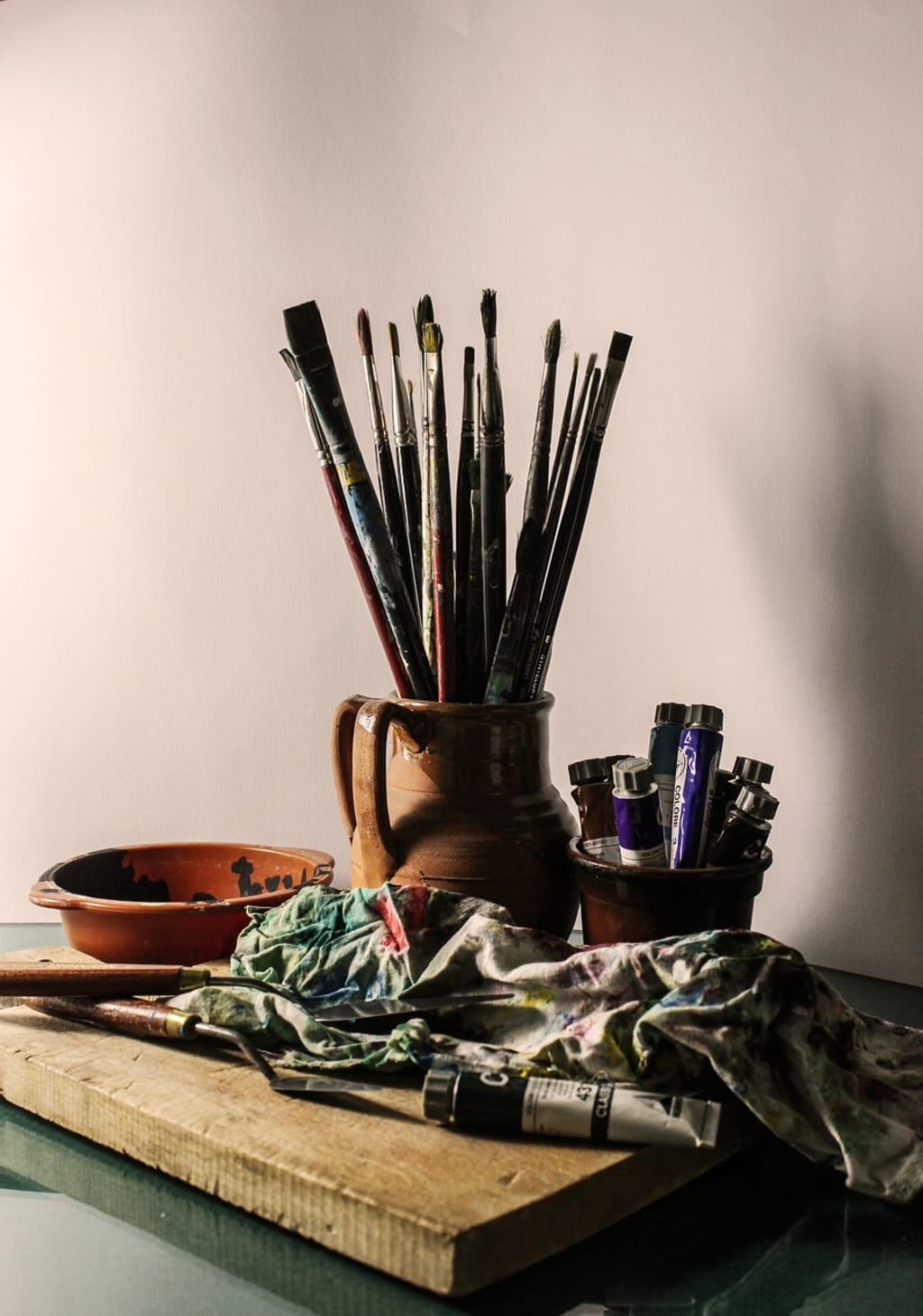 Oil Painting: The Absolute Beginner's Supply List