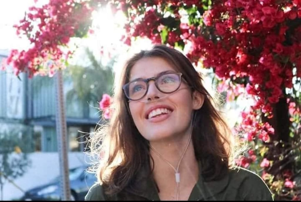 A Life to Be Proud of - Claire Wineland