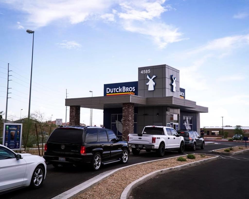 Dutch Bros Coffee Grand Opening: Blue Diamond Location in Las Vegas