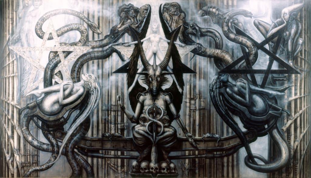Best H.R. Giger Album Cover Art
