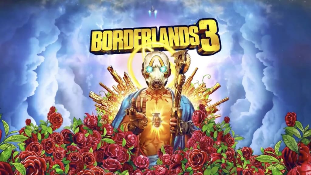 The Hype for 'Borderlands 3'