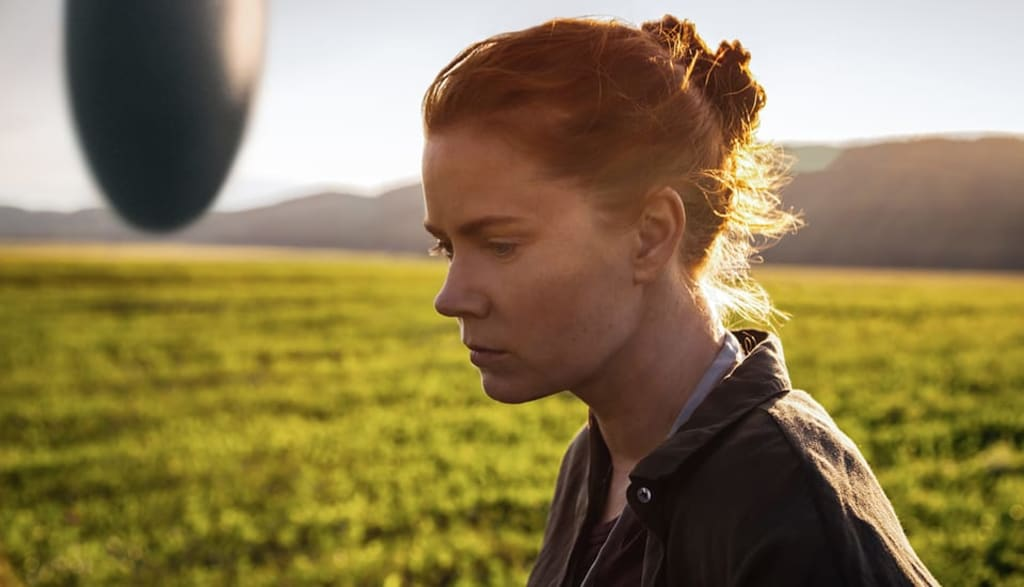 Amy Adams Responds To Alien Contact In The First Teaser For Denis Villeneuve's Sci-Fi Drama 'Arrival'