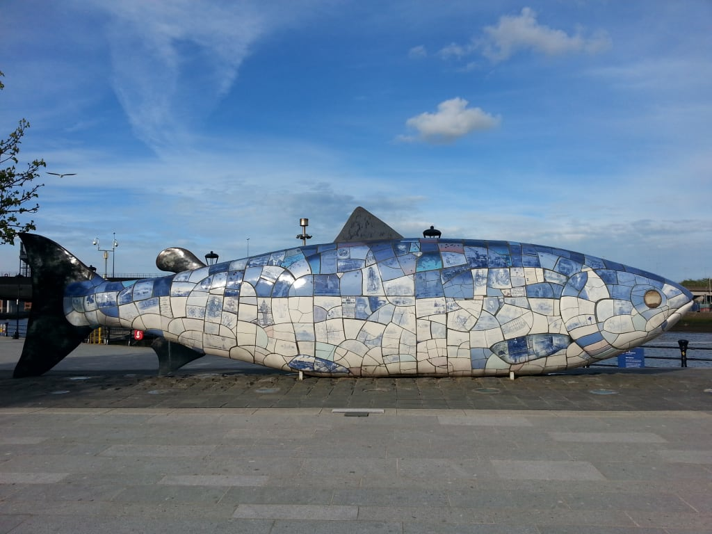 7 Quirky Sculptures of Belfast