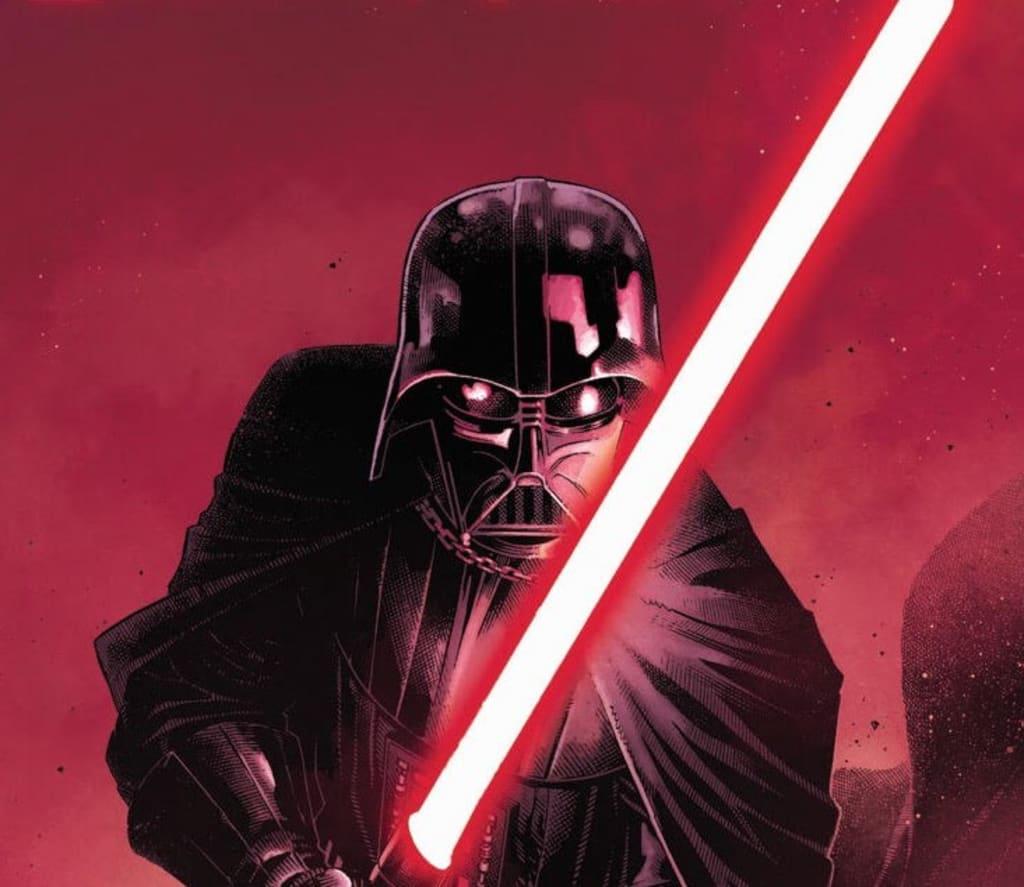 Star Wars: Marvel's New 'Darth Vader' Comic Will Explore The Origins Of His Light Saber