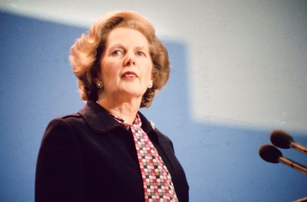 Margaret Thatcher's Girl Power: She Did It!