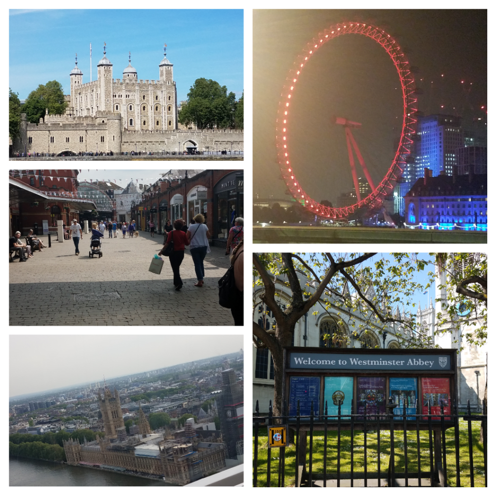 So You Want To Go To London...