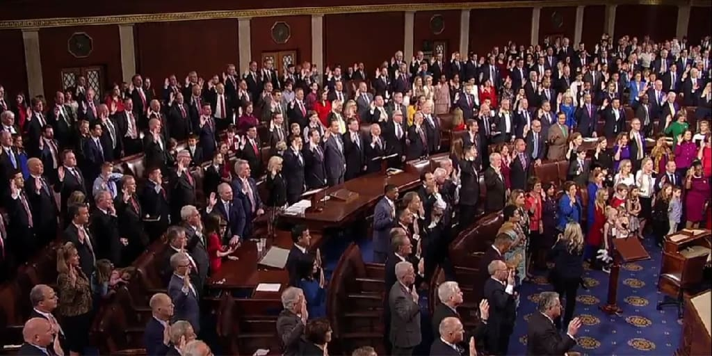 The 116th Congress Is Off and Running... But Where To?