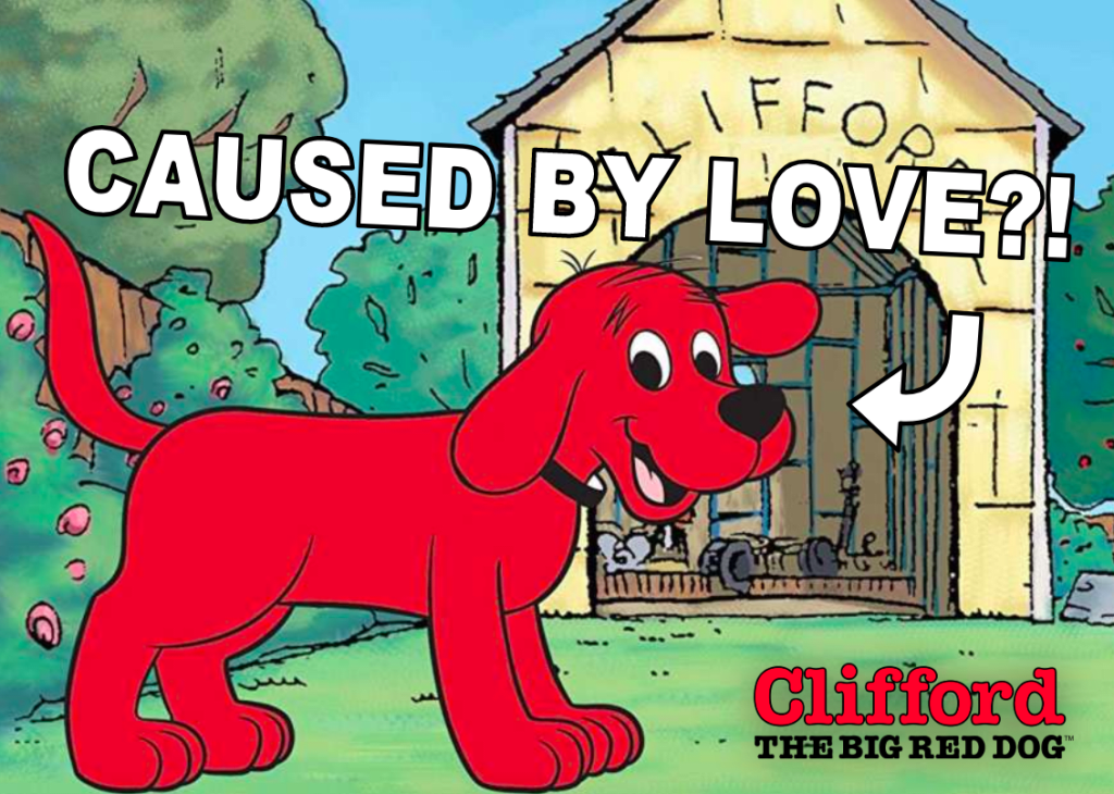 Why 'Clifford the Big Red Dog' Makes NO SENSE!