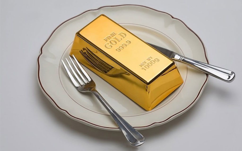 Worlds Most Expensive Foods