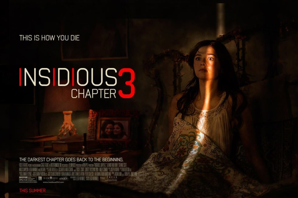 A Filmmaker S Guide To The Horror Techniques Used In Insidious Chapter 3