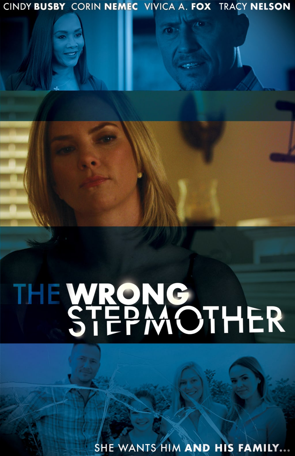 Lifetime Review: 'The Wrong Stepmother'